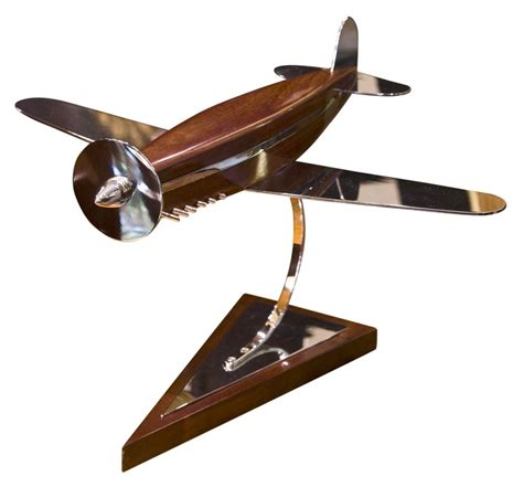art deco airplane desk model art deco 1920 s 1930 s