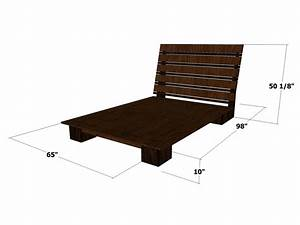 How to Build a Modern-Style Platform Bed how-tos DIY