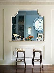 pass through window to butler39s pantry beautiful design With kitchen wall cut out designs
