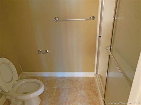 In The Shower - custom shower base