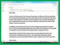 How To Get A Job Email Thank You Note After Interview Sample Sample Thank You Letter After Interview 5 Plus Best Sample Email Thank You Letter After Interview Bbq Grill 8 Interview Thank You Letters Free Sample Example