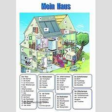 Das Haus  To Learn  Languages  German Grammar, German Houses, German Language Learning