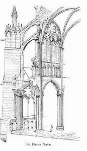Merkmale Der Gotik : abteikirche von sankt denis saint denis ~ Lizthompson.info Haus und Dekorationen