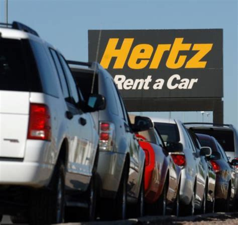 Hertz Is A Stock To Watch, Analyst Says