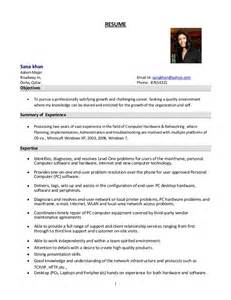 windows server support resume system administrator resume format