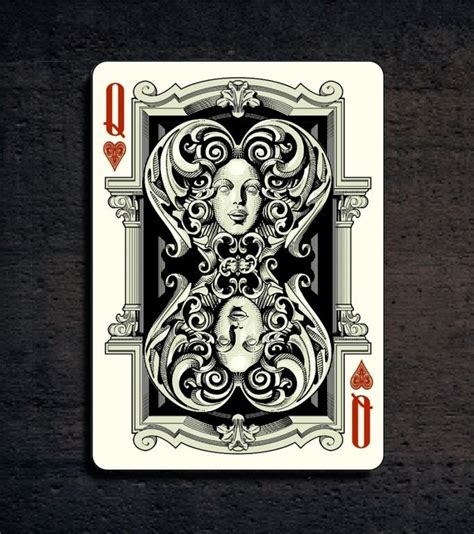 queen  hearts  images playing card deck cards