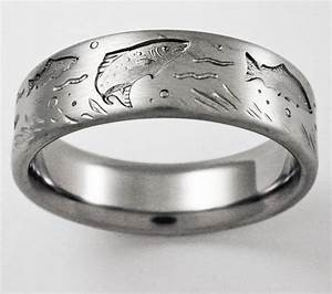 1000 images about ring on pinterest With fishing wedding ring