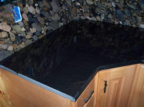 scratches repaired on absolute black granite granite m d