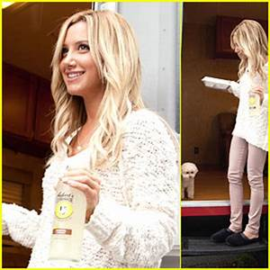 Ashley Tisdale: First Day on 'Scary Movie 5′   Ashley ...