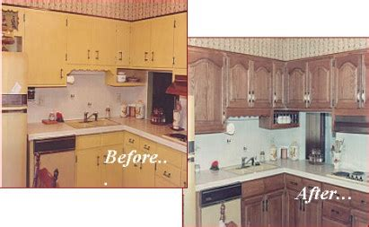 reface kitchen cabinets before and after reface kitchen cabinets before and after dream house