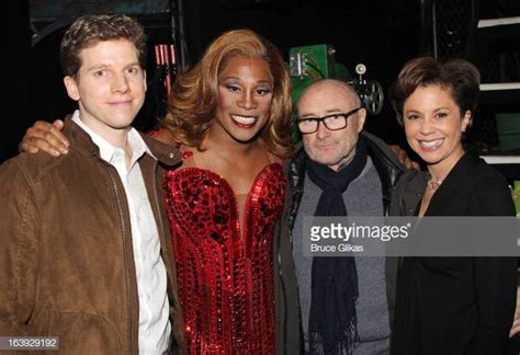 Celebrities Visit Broadway March Photos