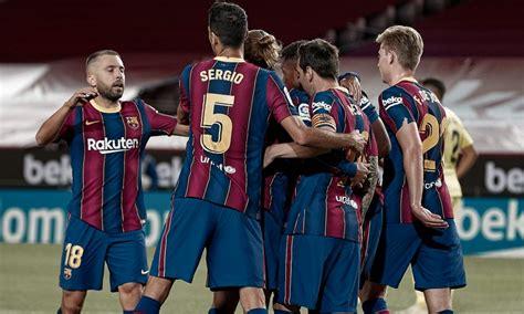 Debating on Barça's victory over Villarreal | Barca Universal
