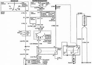 2006 Chevy Malibu Ignition Switch Wiring Diagram
