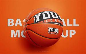Basketball Ball Mock