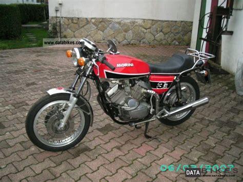 1978 moto morini 350 sport