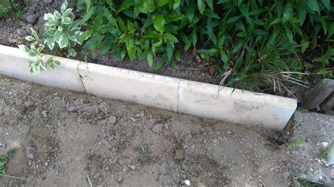 bordure jardin beton bordures beton
