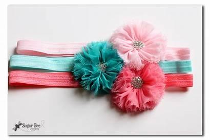 Headbands Elastic Ties Easy Headband Sew Crafts