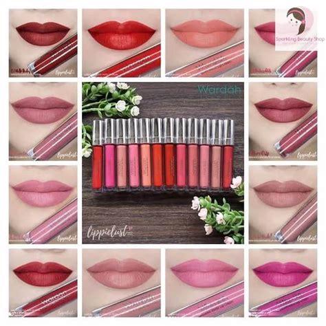 Harga Lipgloss Merek Wardah 10 daftar harga lipstik wardah terbaru 2019 berbagai