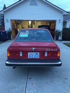 Rare 1986 Bmw 325es Low Miles For Sale In Spokane