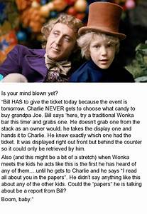 Incredibly mind blowing Willy Wonka conspiracy theory by a ...