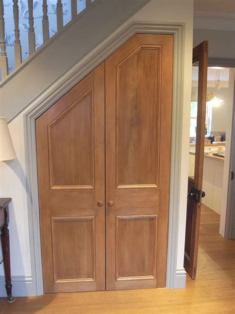 Built In Cupboard Doors by Cupboard The Stairs Door Search Ideas For