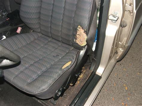 nettoyer des si鑒es de voiture en tissus comment reparer siege voiture dechire la réponse est sur admicile fr