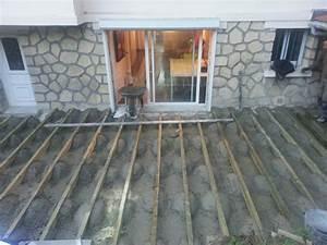 Espacement Lambourde Terrasse Composite : une terrasse bois composite une cl ture bois composite ~ Premium-room.com Idées de Décoration