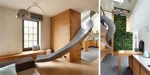 ad architektur indoor rutsche im wohnzimmer bild 7 schöner wohnen