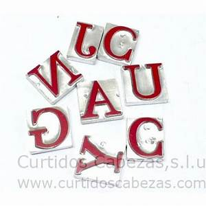 letters and numbers to engrave leather With leather letters and numbers