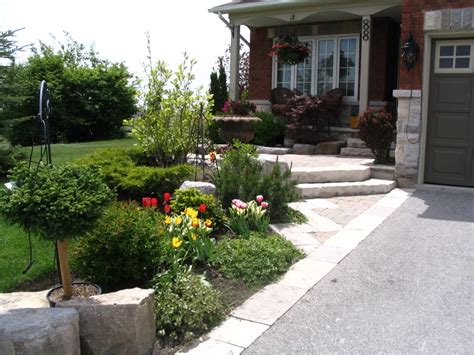 panoramio photo  residential landscaping front yard