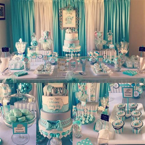 baby shower decorations ideas for boy 3950