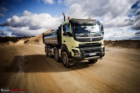 volvo trucks revamping  entire range team bhp