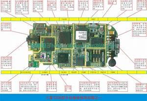 Samsung T200  T208 Mobile Phone Repairing Physical Diagram
