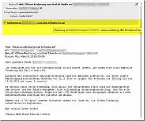 Rechnung Frist : trojaner warnung erneute e mail mit offene rechnung von mail media mimikama ~ Themetempest.com Abrechnung