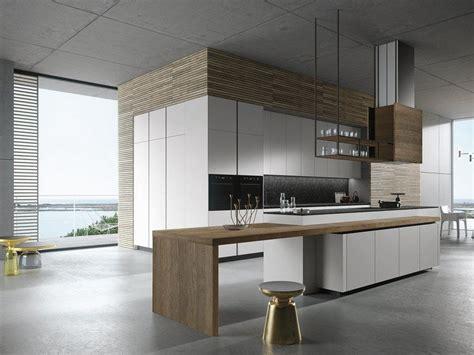 ilot de cuisine avec coin repas îlot de cuisine et espace de repas intégré pour créer un