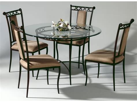 Wrought Iron Dining Room Chairs [peenmediam]