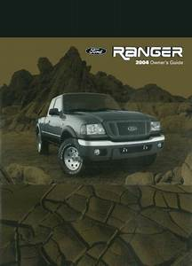 2004 Ford Ranger Owners Manual User Guide Reference