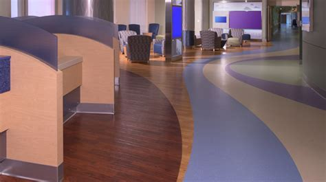 Hospital flooring options   Spectra Contract Flooring