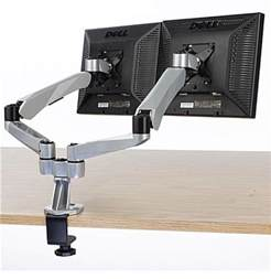 dual monitor desk stand fits 10 quot 24 quot screens