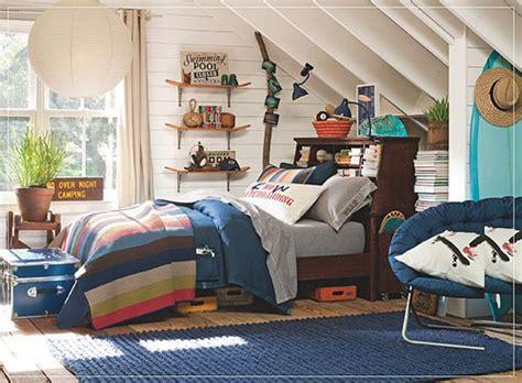 Cool Teenage Boy Bedroom Decorating Ideas