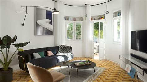 bauhaus apartment  gorgeous renovation  tel
