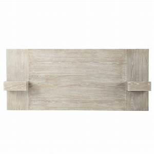 Bois De Lit : t te de lit en bois l 140 cm baltic maisons du monde ~ Teatrodelosmanantiales.com Idées de Décoration