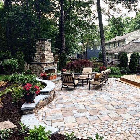 Best Backyard Patio Designs by Top 60 Best Paver Patio Ideas Backyard Dreamscape Designs