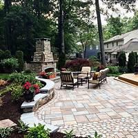 Patio Designs Top 60 Best Paver Patio Ideas - Backyard Dreamscape Designs