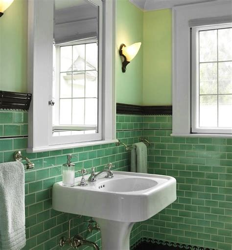 vintage bathroom tile ideas 38 best vintage tile bathrooms images on