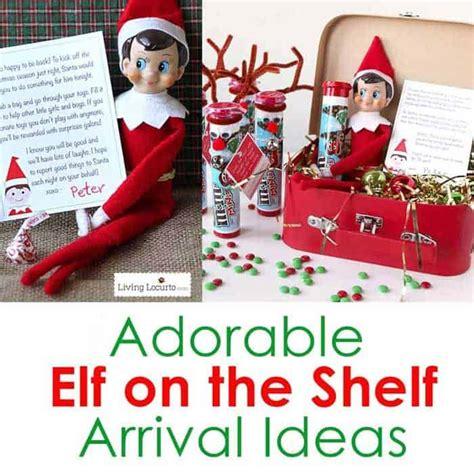 elf   shelf arrival ideas christmas elf