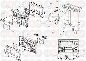 Ideal Logic   Combi C35  Controls Diagram