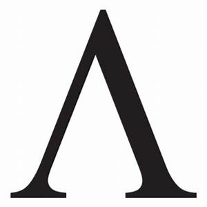 lambda uppercase greek letter wall quotestm wall art decal With greek letter wall decals