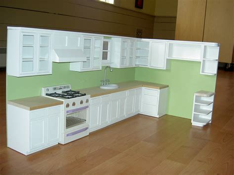 kitchen dollhouse furniture way expensive inspiration for a realistic kitchen