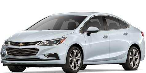 chevy cruze color options